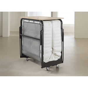 Complete Folding Bed With Innerspring Mattress