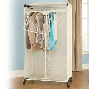 Rent A Portable Closet or Garment Rack