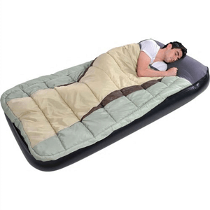 Air Bed With Sleeping Bag