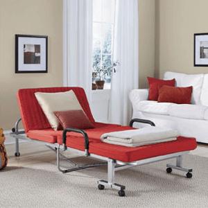 Extra Long Folding Bed