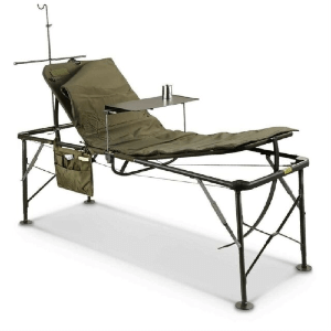 Field Hospital Bed