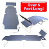 Fully Adjustable Folding Guest Bed with Headrest 75-9930BD(TRAFS)