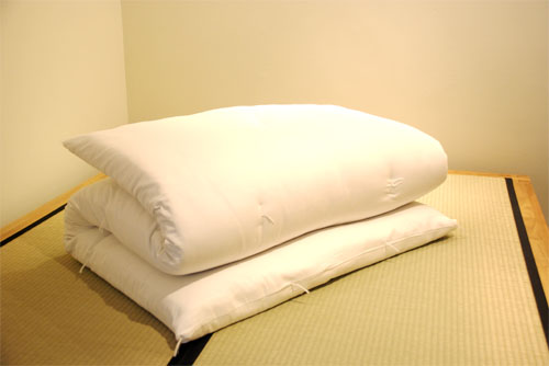 Japanese Sleeping Mats Rollaway Beds Shipped Within 24 Hours