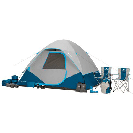 Ozark Trail 28-Piece Premium Camping Combo Set