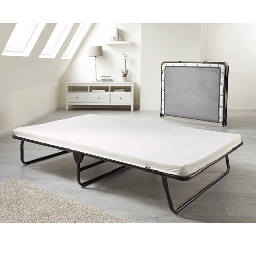 JAY-BE Saver Memory Foam Folding Bed - Oversize (300 lbs Weight Capacity)