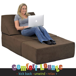 Ordinaire Memory Foam Comfort Lounge Sleeper 13959101(OFS319)