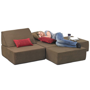Memory Foam Comfort Lounge Sleeper 13959101(OFS319)