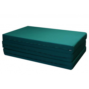 Twin Size Extra Long Tri Fold Foam Bed