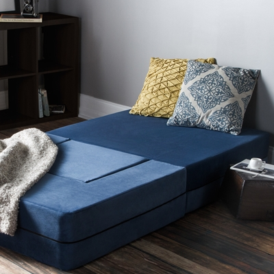 Ottoman Sleeper Bed Darby Paragon Full Ottoman Leather Sleeper By Lazar Industries Hom Faux