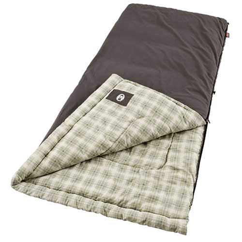 Coleman Heritage Big and Tall Adult Sleeping Bag