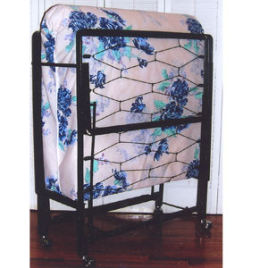 Rent-A-Royal Folding Bed (285 Lbs Weight Capacity) (RBF)
