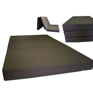 "6"" Thick Twin Size Trifold Foam Beds C003007(AZ165)"