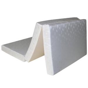 4 Quot Memory Foam Tri Fold Comfort Mattress B009g8j670 Azfs