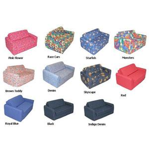 38 Inch Twin Childrens Sofa Sleeper 32_4200_(AFAFS)