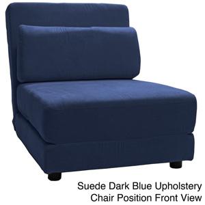 Cosmopolitan Convertible Chair Bed 13048383 O230fs