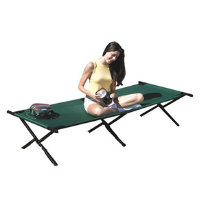 Jumbo Camp Cot (Weight limit 300 lbs) TX15046(AZFS62)