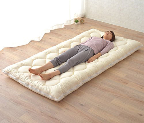 EMOOR Washable Futon Mattress (Shikibuton) (AZFS)