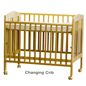 3 IN 1 Folding Portable Crib 625(DM)