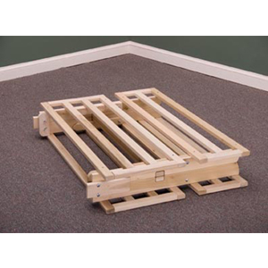 Solid Wood Folding Bed Frame 797 Kdfs Rollaway Beds