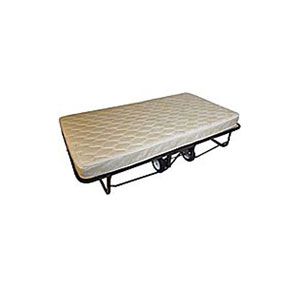 Link Deck Roll away Bed With Innerpring Mattress (350 Lbs Wt. Capacity COM-39(AVMFS)