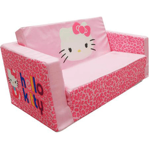 Hello Kitty Bows Small Flip Sofa 90164