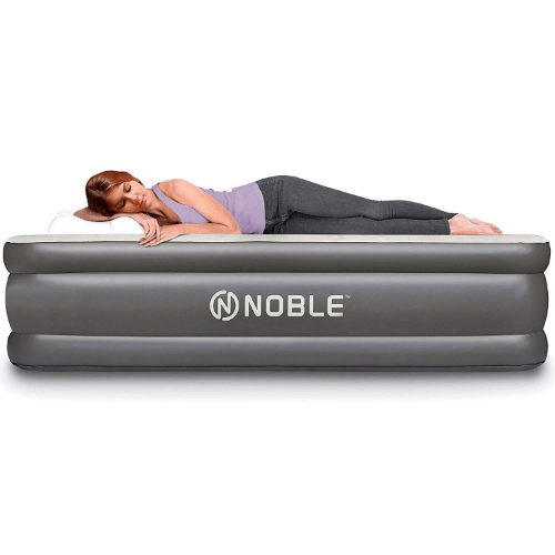 Noble Comfort Double HIGH Raised Air Mattress 92181(AZFS)