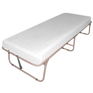 Sleep Master Fold Away Memory Foam Guest Bed
