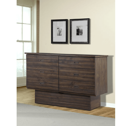 Acacia Queen Size ZZZ Chest Bed 583-20-A(FCFS)