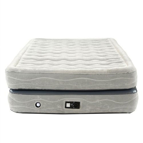 "19"" Queen Air Mattress 600 Lbs Weight Capacity BD-9222DZ(WFFS)"