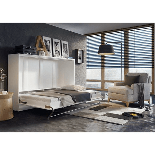 Clarksville Queen Murphy Bed with Mattress BYST5423(WFFS)