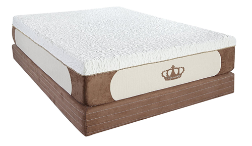 Cool Breeze 12-Inch GEL Memory Foam Mattress (AZFS)