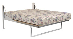 Any Size Forward Or Sideways Easy Lift Folding Bed With Mattress Support Rail Kit 960016(LFCFS)