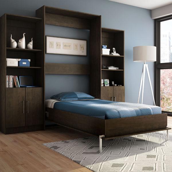 Twin Storage Wall Bed S207 5 Wffs