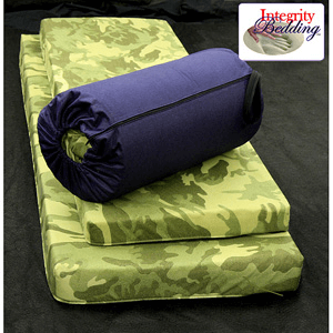 Extra Large Roll-n-Go Memory Foam Orthopedic Camping Sleeping Pad 12979588(OFS137)