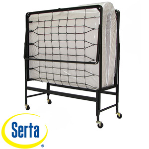 Serta Rollaway Bed with Poly Fiber Mattress 14339656(OFS180)