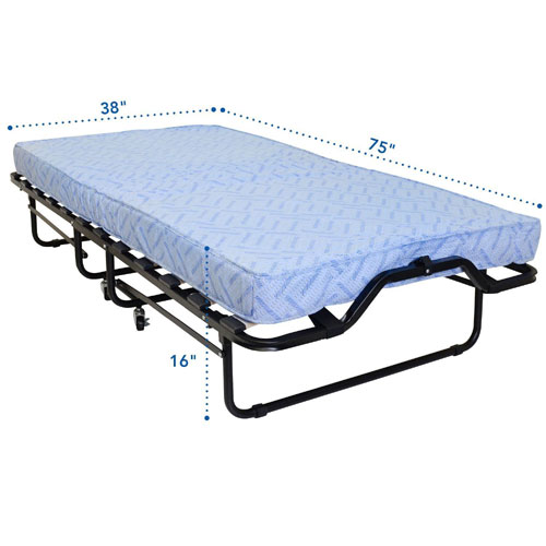 Premium Quality Folding Bed, Super Comfortable (AZFS)