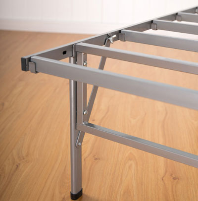 Smart Platform Metal Bed Frame OLB-ASB(AZFS)