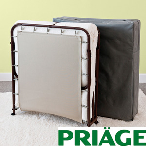 Priage Easy Folding Guest Bed and 4-Inch Single-size Foam Mattress 15651623(OFS)