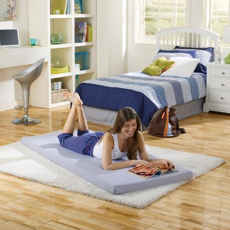Beautysleep Siesta Twin Memory Foam Guest Bed Imce050tw