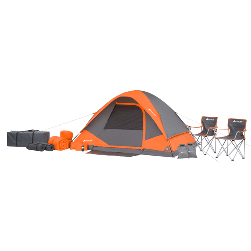 Ozark Trail 22 piece Camping Combo Set
