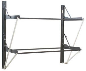 Dual Twin Individual Folding Bunk System With Rail Kit 960012(LFCFS)