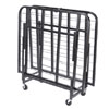 Heavy Duty Metal Platform Folding Guest Bed Frame 813 (KBFS)