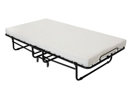 Milliard Premium Folding Bed with Memory Foam Mattress  (AZFS)