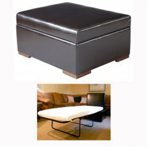 Paris Convertible Ottoman Sleeper PC777(CRFS)