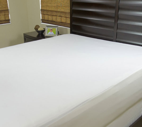 SafeRest Classic Plus Hypoallergenic 100% Waterproof Mattress Protector (AZFS)