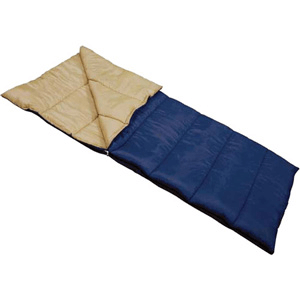 Ozark Trail 40-60F Sleeping Bag WM-30BLU(WFS)