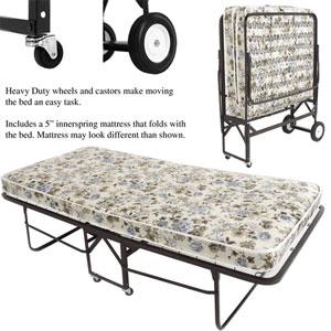 Extra-Long Rollaway Innerspring Mattress 1331/410005(LP)