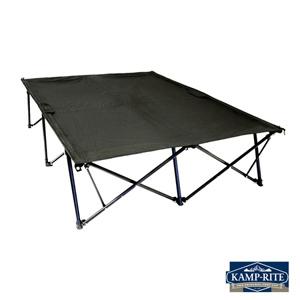 Kamp-Rite DOUBLE (550 lbs Wt Capacity) Kwik Cot 15078975(OFS102)