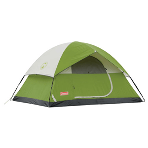 Sundome 4 Person Tent (Green and Navy color options) (AZFS)