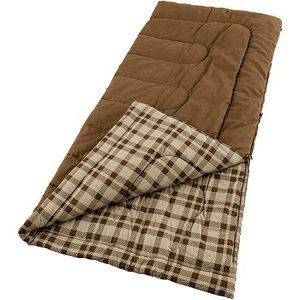 0 Degree Big And Tall Rectangular Sleeping Bag 2000010169(WFS)